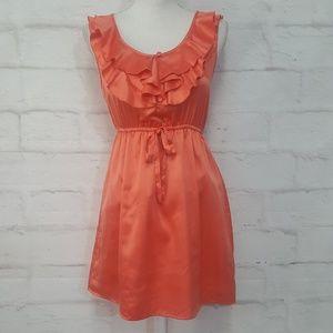 3/$30 Forever 21 Silky Sleeveless Dress Sz Small